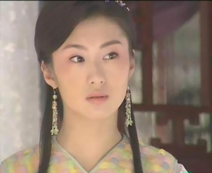中国排名前五十名的古装美女