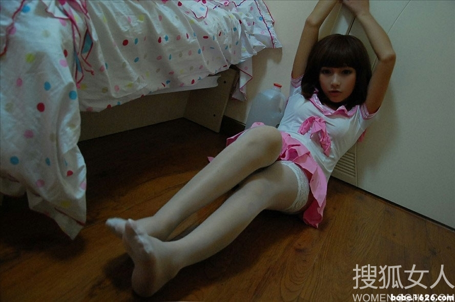 白丝小学生图片