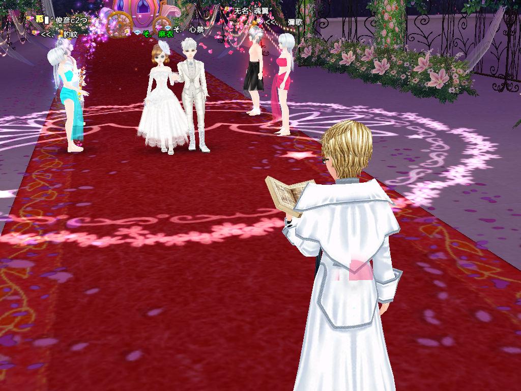 ﹏ 凹凹 刚刚结婚了,四色布衣伴娘伴郎 炫舞yy搭配吧 百度高清图片