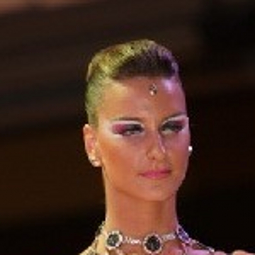 【摩登舞】女士经典发型 (850x850)图片图片