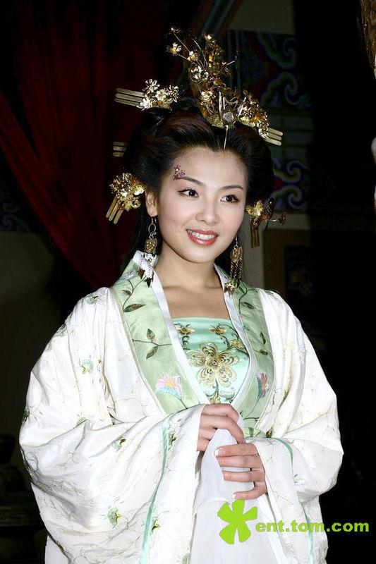 【正直脸科普贴】古代女子服装图片