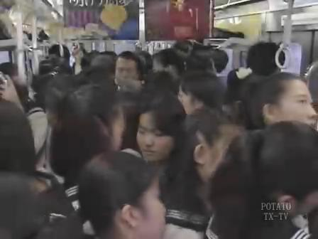 我喜欢地铁上被男人顶
