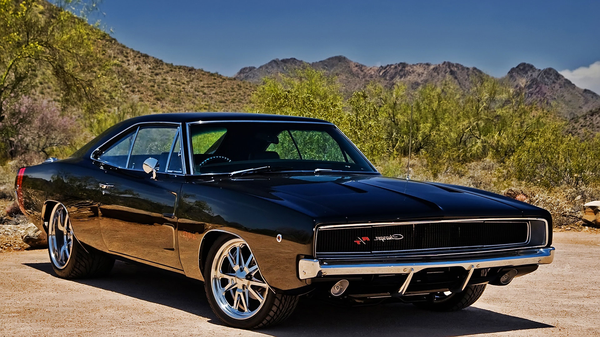 The Best Muscle Car