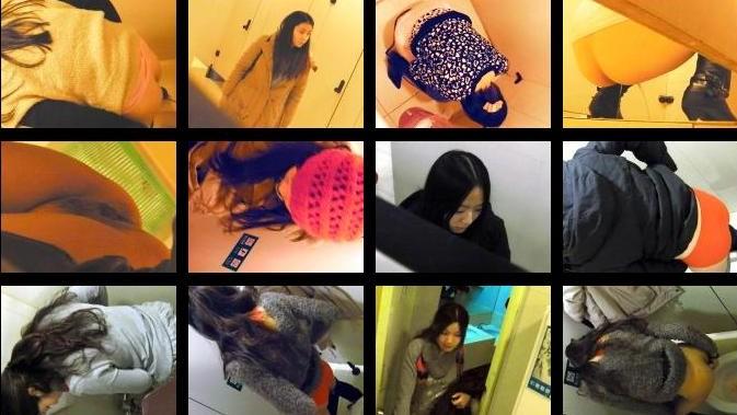 网传女子如厕被暗拍 视频卖给日本av公司