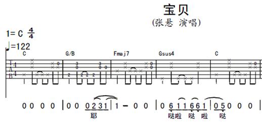 雨沫简谱网 钢琴谱 宝贝张悬钢琴简谱图片