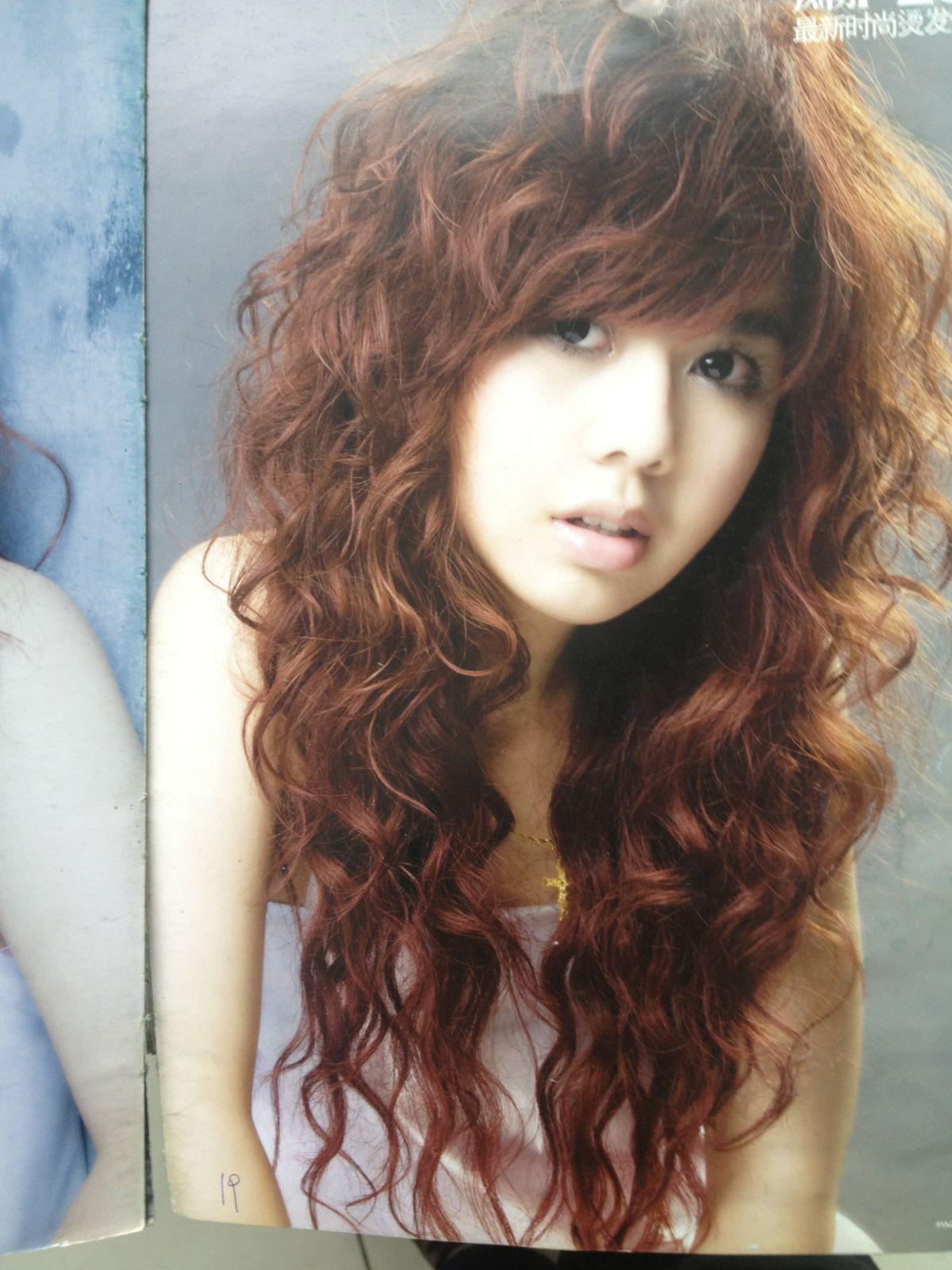 2013气质美女发型图片(5)图片