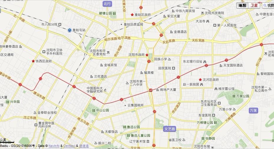 郑州地铁2号线线路图 最新更新 长沙地铁2号线正式通车运营 站点路线图片