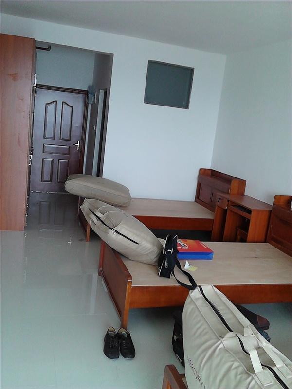 这是玉柴的大学生公寓内部图片