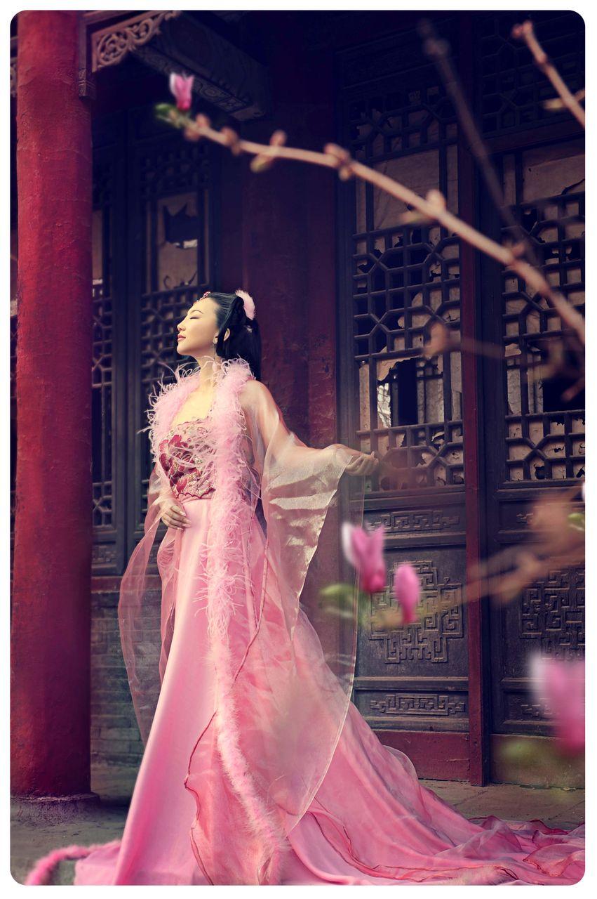 古装摄影  北京 古 苑摄影 !