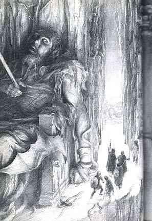 北欧神话传说种族解析—巨人图片