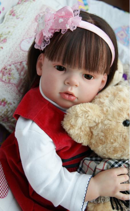 重生娃娃可以长大吗