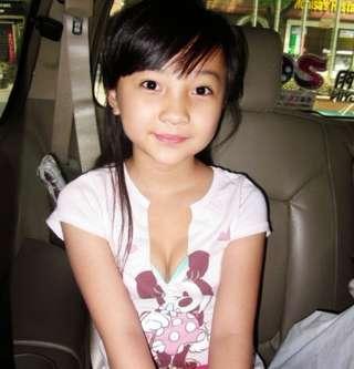 最有凶器的最小美女