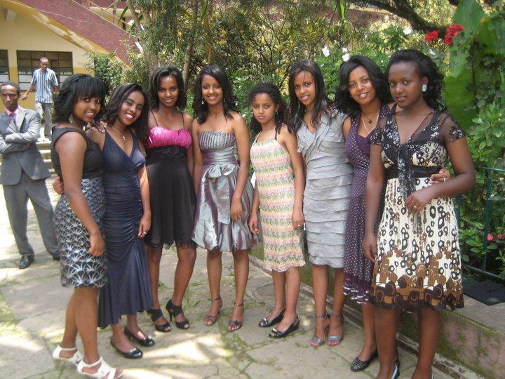 埃塞俄比亚美女 你看不到的