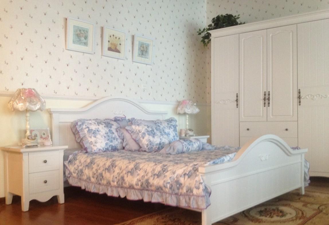 装饰纵横木条,但不可悬吊各种奇怪饰物. 4.卧室地板不可铺深高清图片