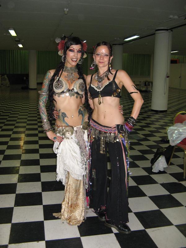 芭蕾舞蹈女孩纹身图案分享展示图片