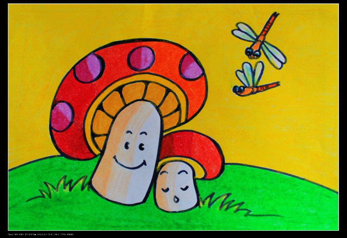 暑假儿童美术书法班图片
