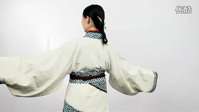 懂汉朝宫女发型的来看哈 (640x360)图片