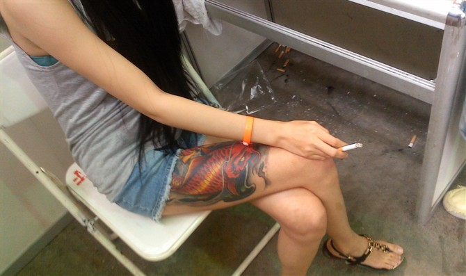 给大家讲讲纹身的禁忌与讲究图片