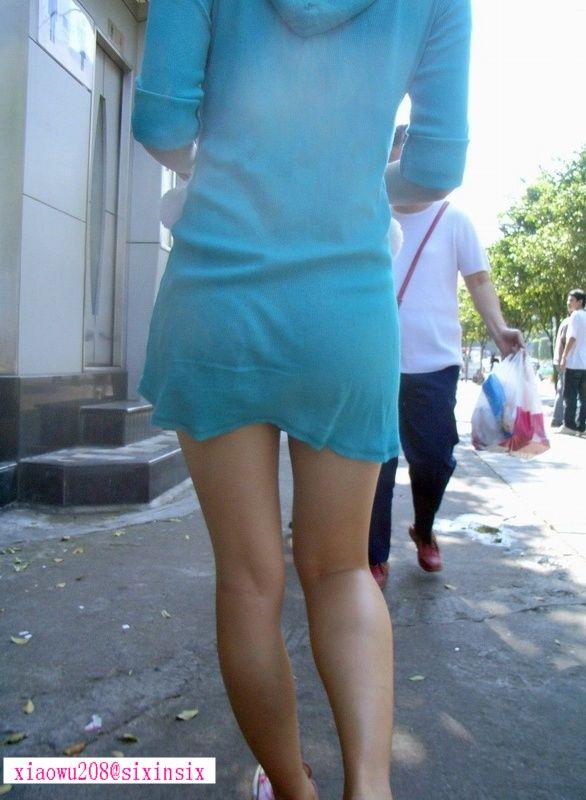 到底穿没穿内裤?
