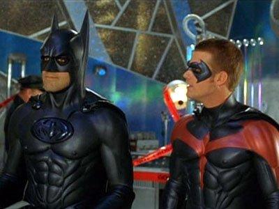 午看的电影蝙蝠侠与罗宾