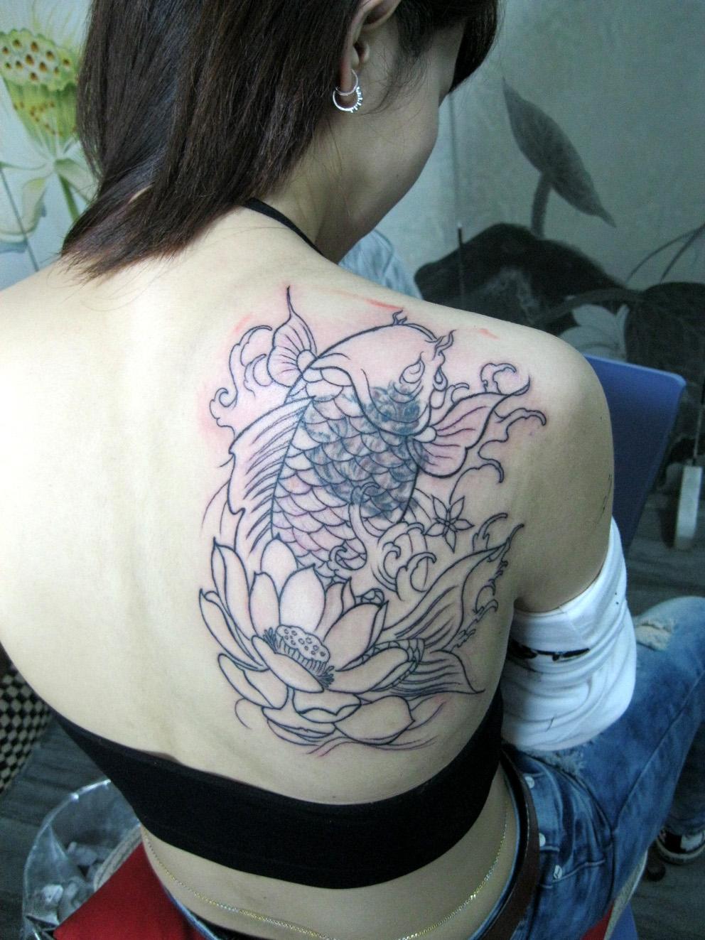 漳州翼之纹刺青---作品_漳州纹身吧_百度贴吧图片
