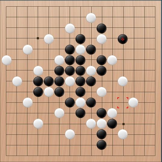 【五子棋】在下五子棋图片
