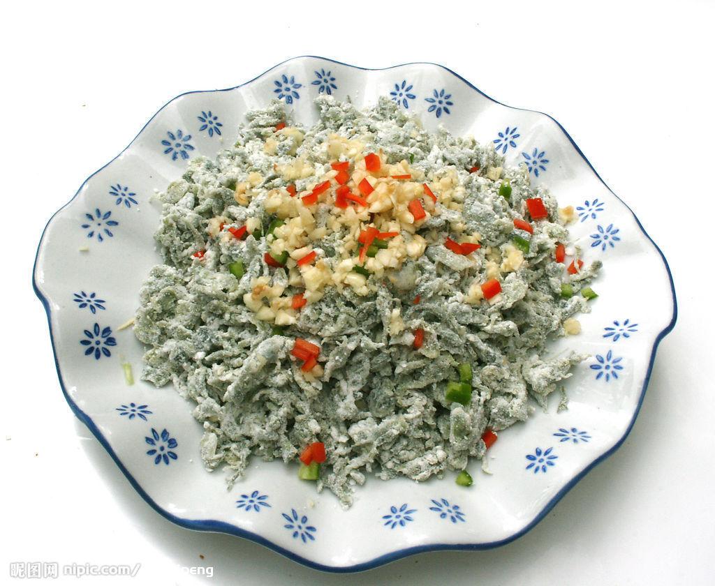 槐花蒸菜的做法,槐花蒸菜怎么做好吃,槐花蒸菜