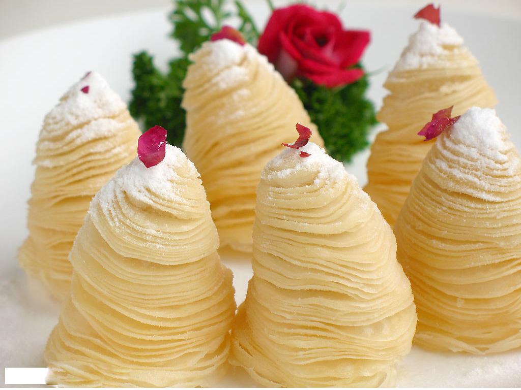 中国古代的食物之点心篇图片