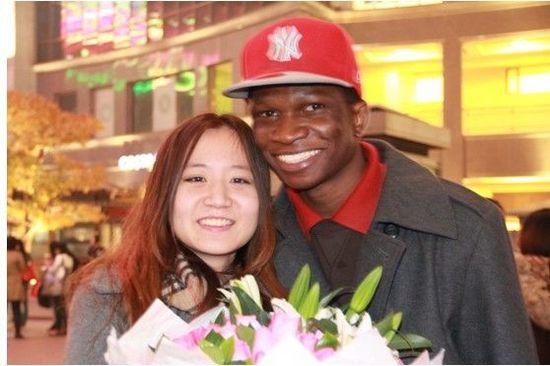 黑人美国黑人与中国女人中国人和黑人结婚黑人贴膜