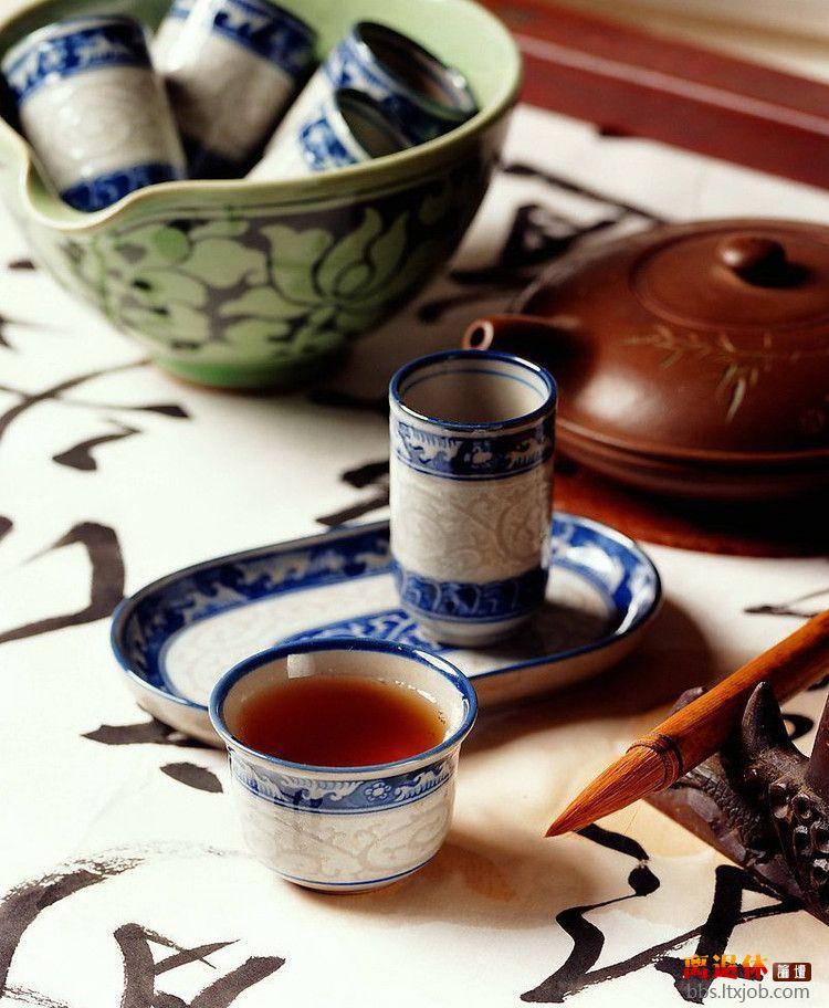 中国茶道_50年代吧_百度贴吧图片