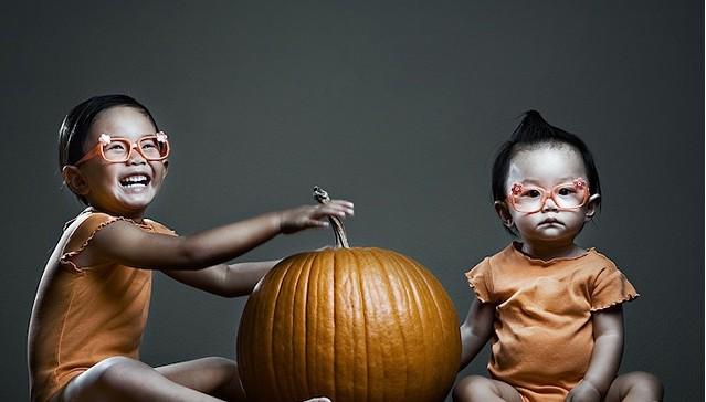 创意儿童照片摄影技巧图片