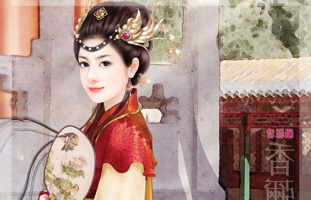 【开店】美艳绝伦的天宫仙女图片