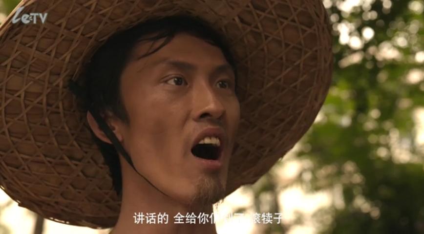 刘海柱跟小北京经典对话图片