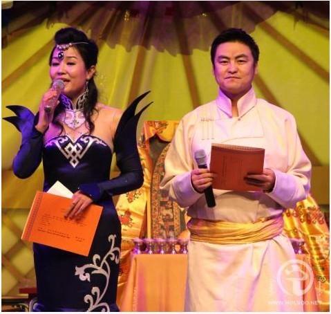 《孟和祖鲁》在京卫拉特蒙古族祖鲁节文艺晚会图片