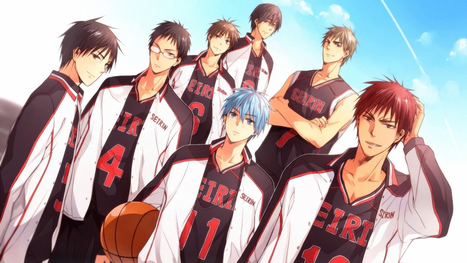 黑子的篮球实妹相关图片下载 Kuroko No Basket Wallpaper Seirin