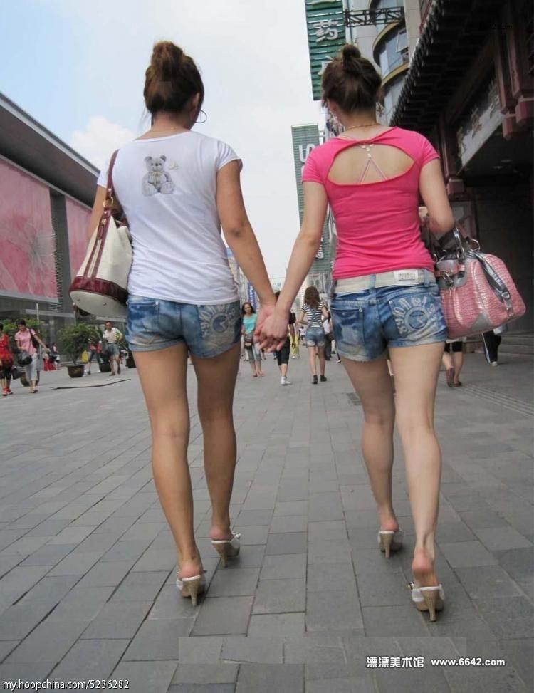 女人的短裤为什么要比男人的