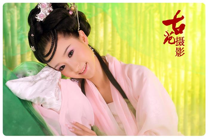 北京古装摄影!华裳(古苑) 摄影 @@!~~!又见白娘子!