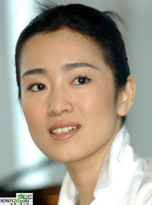 中国美女明星 我的美女老师吧