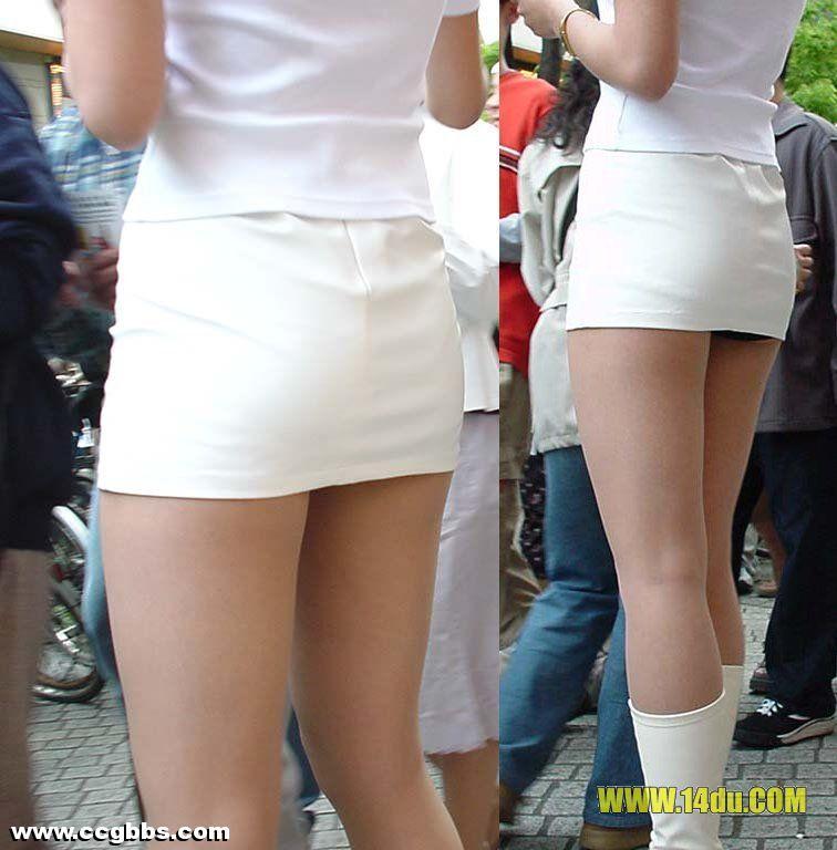 最短的超短裙!