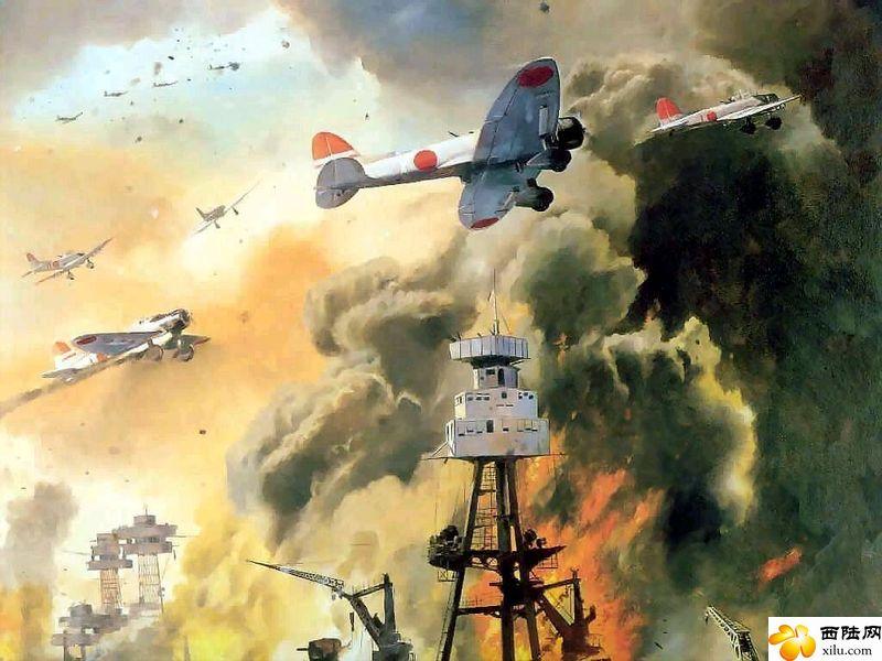 日本偷袭珍珠港是美国人的阴谋?
