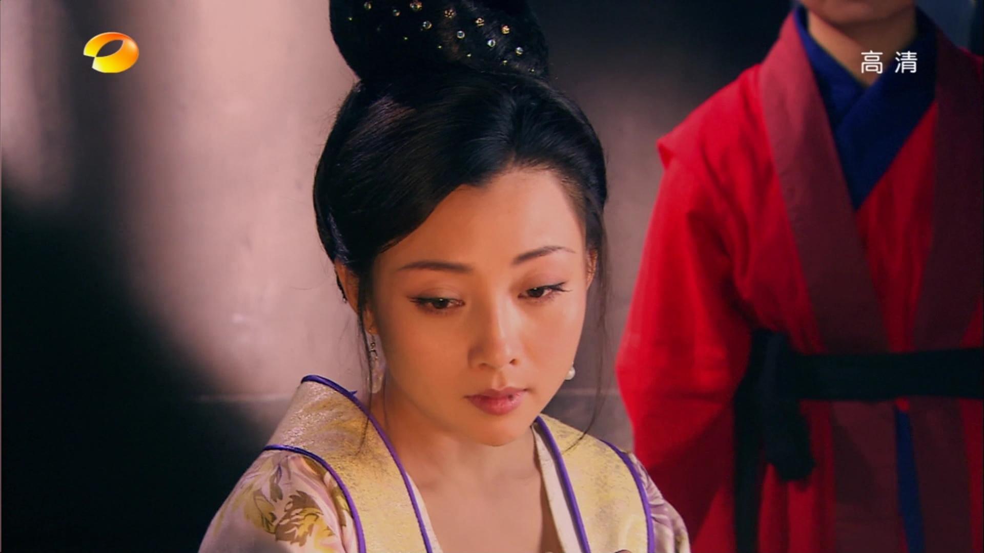 武则天秘史殷桃清截图武媚娘到武皇的长