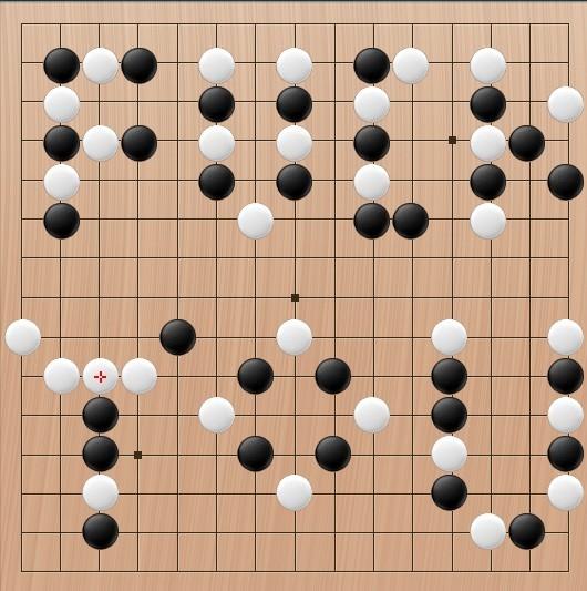 有人玩五子棋么?来信虐图片