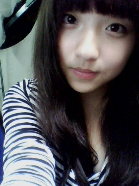 13岁的女生长毛图片