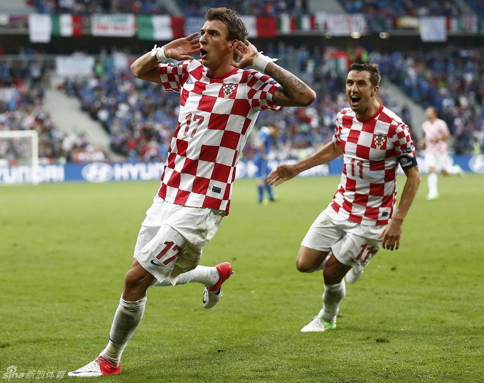 说说本届欧洲杯的前锋