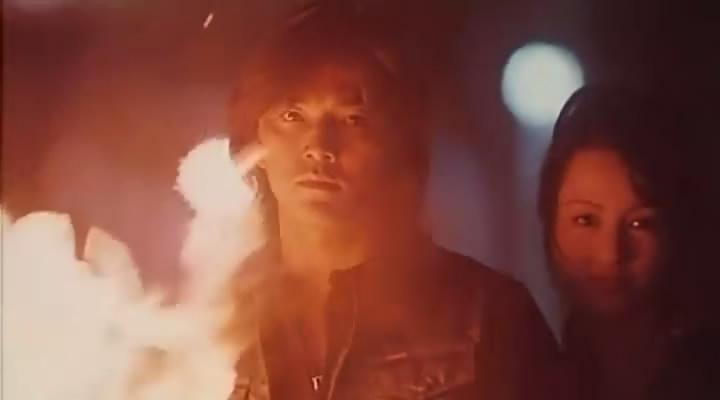 《古惑仔之人在江湖》凶狠严肃的陈浩南!图片