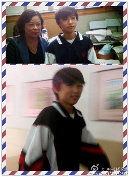 210144667_左溢校服照_左溢穿校服的照片,左溢校服图片