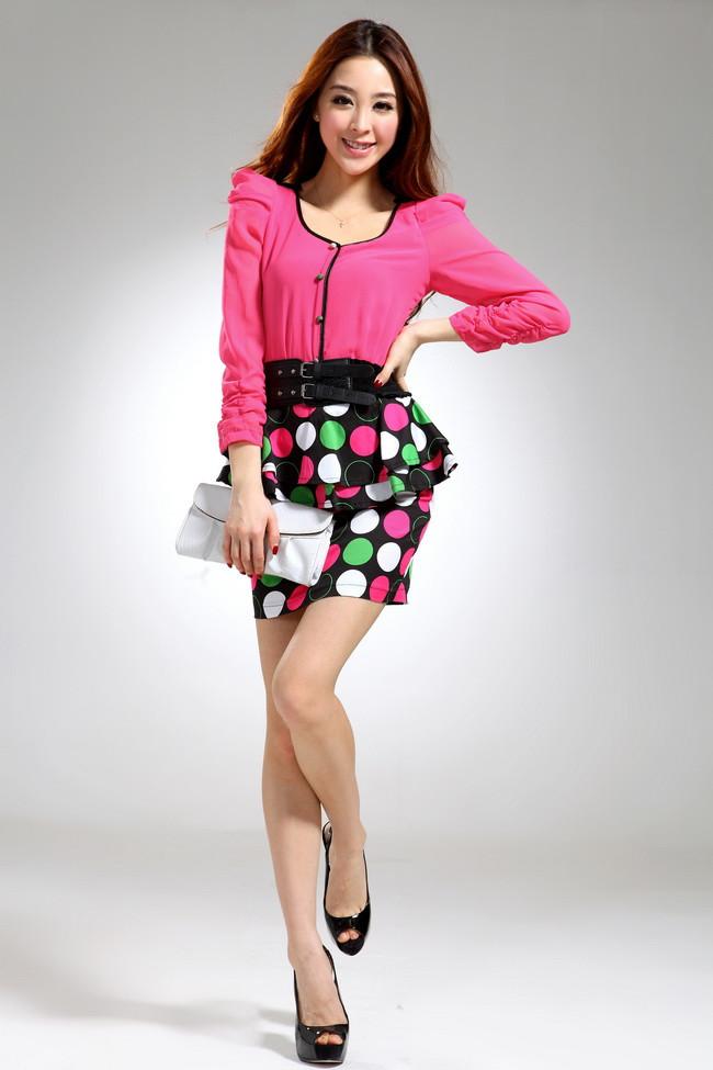 韩国时尚美女