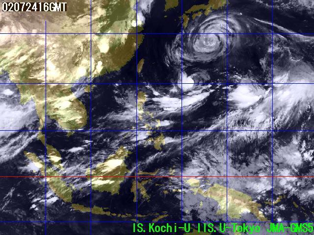 台风云图 台风威马逊卫星云图 台风卫星云图图片