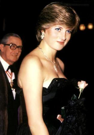戴安娜王妃图片 戴安娜王妃验尸照片 戴安娜王妃死因