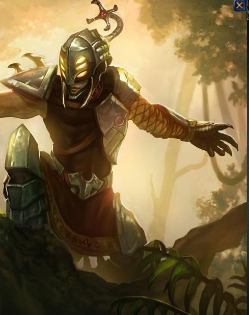 谁知道无极剑圣易的 铁血剑豪 皮肤什么时候出